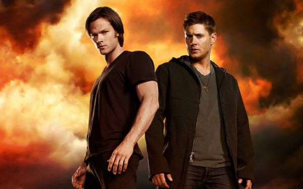 Sam and Dean Winchester of Supernatural.