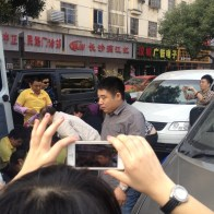 china-changsha-crabs-alligator-spilled-in-traffic-accident-looted-by-chinese-passerbys-08