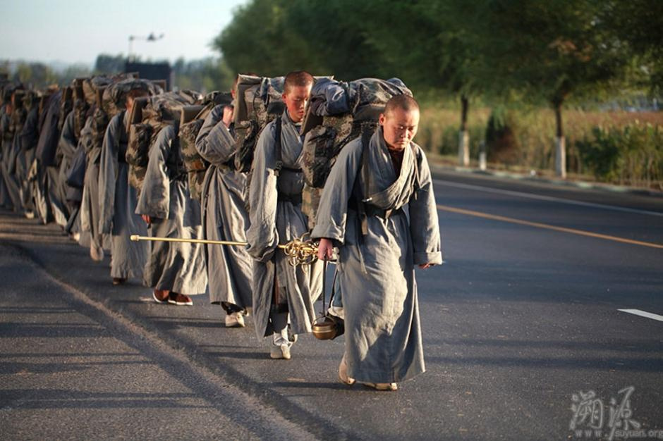 Ascetic Nuns Live A Life Of Hardship High Existence