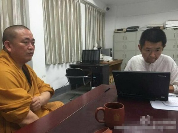 Authorities Check Out Whistleblower in Shaolin Case