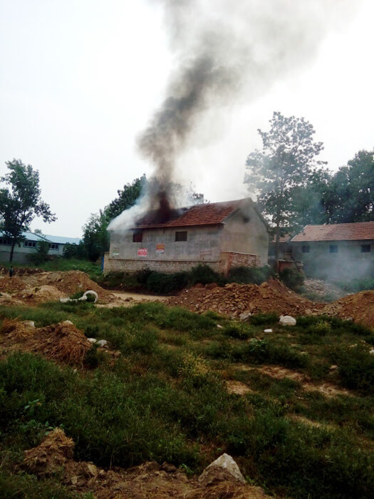 Witnesses Say Villager Died In Home After Molotovs Thrown In