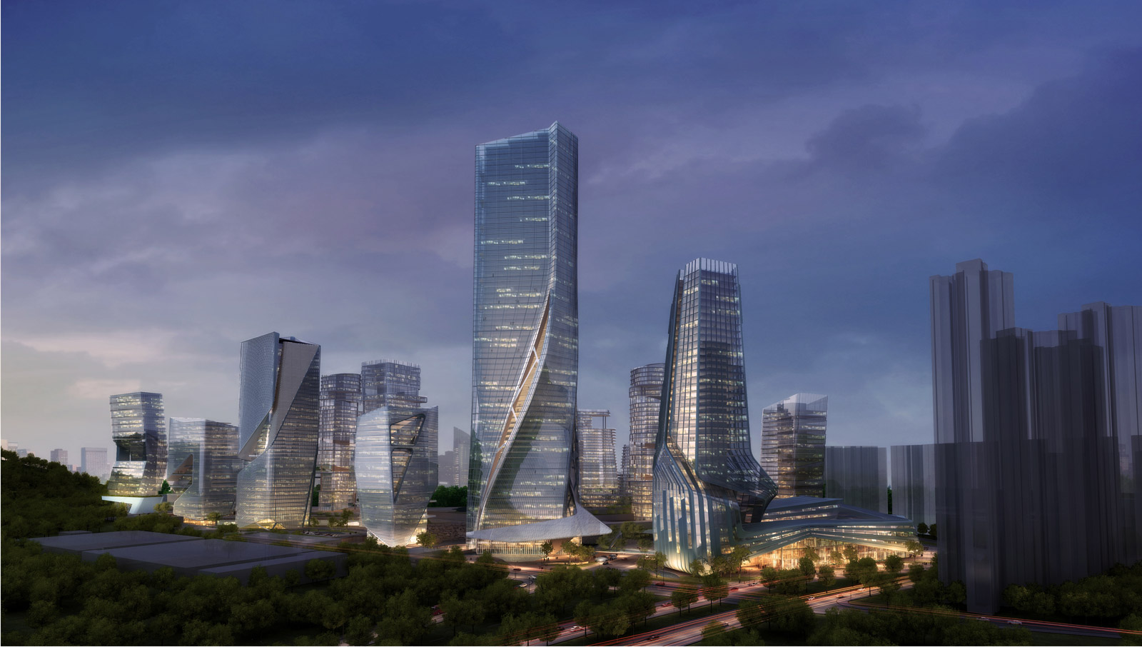 Architecture china urban development blog for Architecture high tech