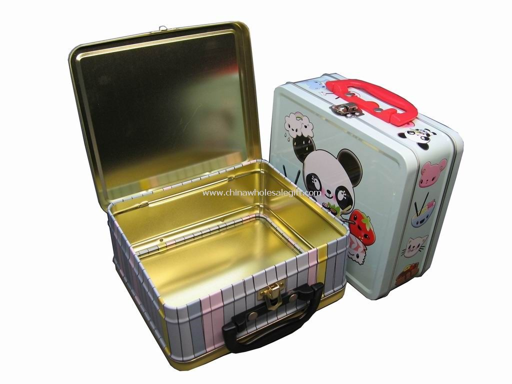Fullsize Of Metal Lunch Box