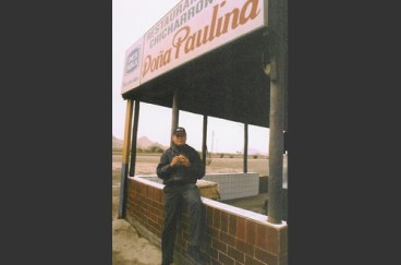 Dona Paulina on the Pan American Highway
