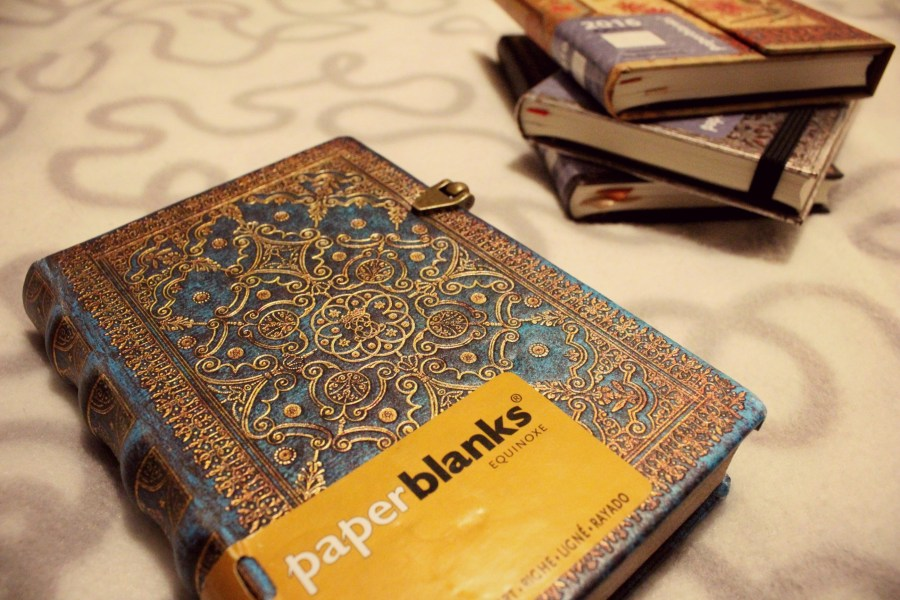 paperblanks azure mini
