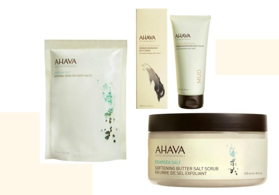 ahava salt and mud body treatment