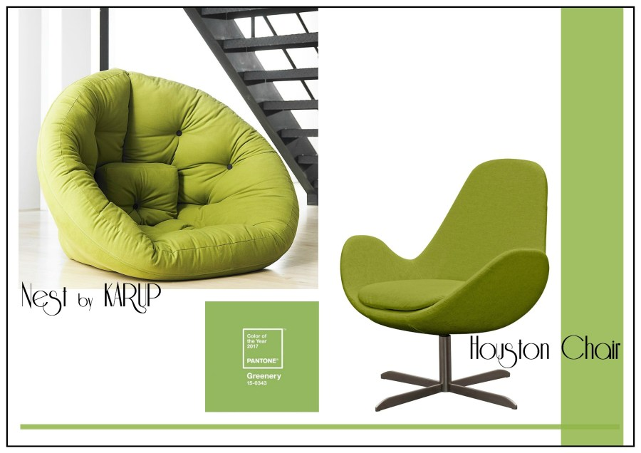 My absolute Greenery Favs at @home24 NEST and HOUSTON!