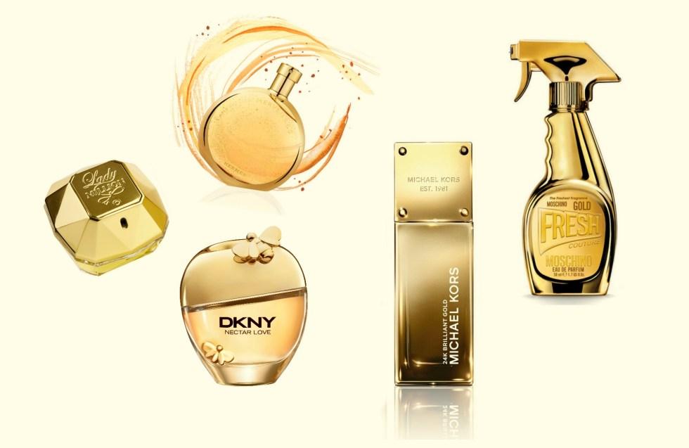 golden perfumes 2017