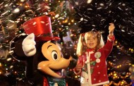 Celebrating Christmas with Mickey and the Gang at Disney World
