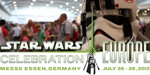 Star Wars Celebration Europe 2013