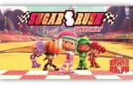 Sugar Rush Game on Leap Motion Platform