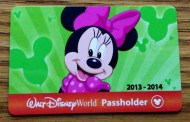 Some Reduction on Walt Disney World Annual Passholder Discounts