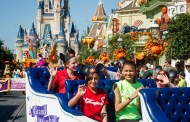 Zendaya Leads Magic Kingdom Parade with Champions of Childrens Miracle Network