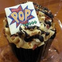 Elvis Cupcake at Pop Century