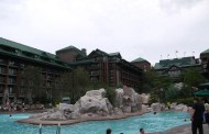 The Main Pool at the Wilderness Lodge will be Closed Later this Year