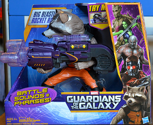 Guardians of the galaxy merchandise in disney parks for Galaxy toys