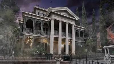 Haunted Mansion Credit: Disney Parks