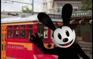 Oswald Coming to California Adventure Park