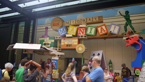 Toy Story Midway Mania's Third Track May Be Open Sooner then Expected
