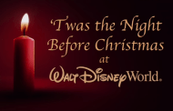 Twas the Night Before Christmas at Walt Disney World