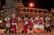 Hong Kong Disneyland Celebrates Christmas
