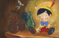 Walt Disney Records The Legacy Collection Pinocchio Set For Release On Feb. 10