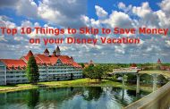10 Things to Skip to Save Money on your Disney Vacation