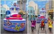 """Disney•Pixar's """"Inside Out"""" Pre-Parade at Disney California Adventure Park"""