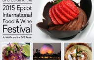 Preorder the 2015 Epcot Food & Wine Festival Guide