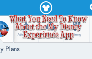 What You Need to Know About The My Disney Experience App