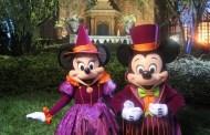 Halloween Minnie Mouse Transformation at the Bibbidi Bobbidi Boutique