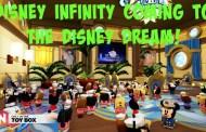 Disney Infinity Coming Soon to the Disney Dream!