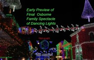Get an Early Sneak Peek at the Final Osborne Family Spectacle of Dancing Lights