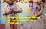Disney Junior Vacation Package is Perfect for Families with Preschoolers!