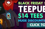 Tee Public Black Friday Sale is going on now!