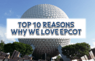 Top 10 Reasons Why We Love Epcot