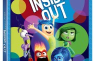 Disney/Pixar Inside Out Bluray Review
