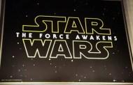 Star Wars: The Force Awakens Media Screening Preview