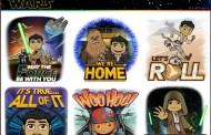 Star Wars: The Force Awakens Comes to Bitmoji