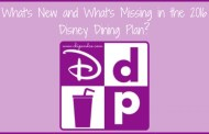 What's New and What's Missing in the 2016 Disney Dining Plan?