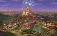 No night time fireworks at Shanghai Disneyland?
