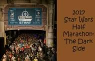 2017 Star Wars Half Marathon-The Dark Side Dates