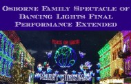 Osborne Family Spectacle of Dancing Lights Final Performance Extended a Few Days