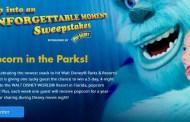 Win a trip to Walt Disney World from Pop Secret!