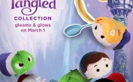 Tsum Tsum Gleams and Glows With the Tangled Collection Coming Soon
