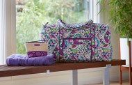 New Vera Bradley Plums Up Collection Coming to Disney Parks for Spring