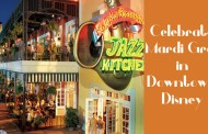Celebrate Mardi Gras in the Downtown Disney District at the Disneyland Resort