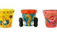 Bring Your Garden to Life With the Wonder and Whimsy of Alice in Wonderland Flower Pots