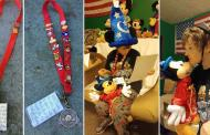 Lost Disneyland lanyard owner has been found!
