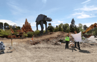 Disney Breaks Ground on Star Wars Land- Check out this 360 View